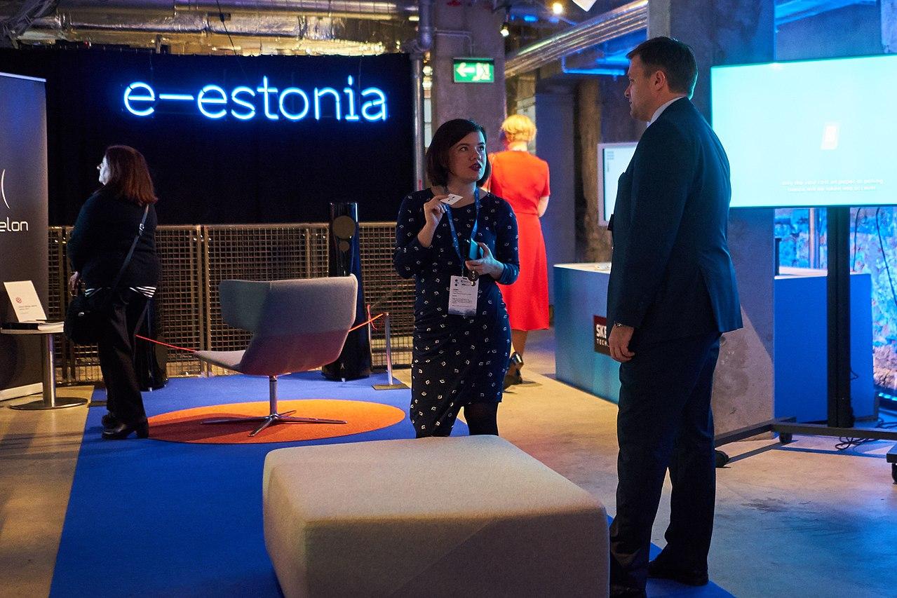 Įmonės steigimas Estijoje